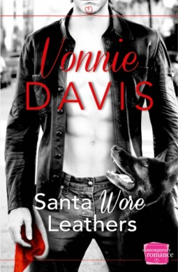 Santa Wore Leathers (Wild Heat, #0.5)