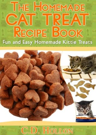 The homemade cat treat recipe book fun and easy homemade kitty 18868476 forumfinder Gallery