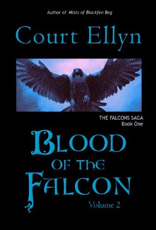 Sword of the Falcon (The Falcons Saga, #2)