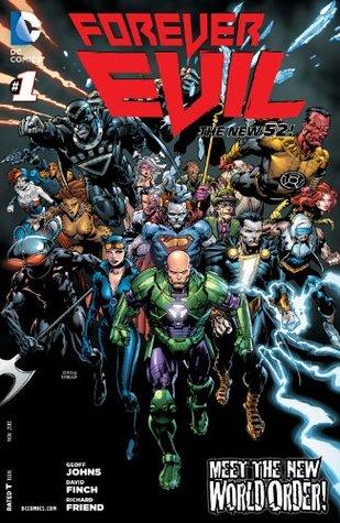 Forever Evil #1