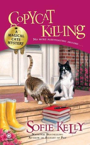 Copycat Killing (Magical Cats #3)