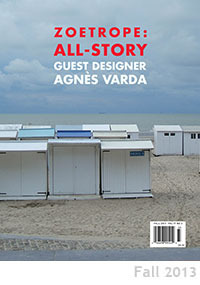 Zoetrope: All-Story, Fall 2013, Volume 17, Number 3