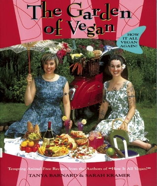 The Garden of Vegan by Tanya Barnard