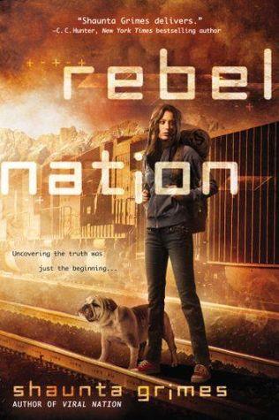 Rebel Nation (Viral Nation, #2)