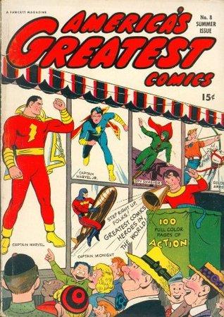 America's Greatest Comics Issue #8