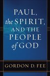 Paul, the Spirit,...