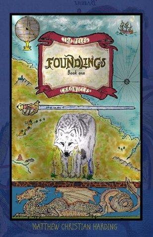 Foundlings (The Peleg Chronicles, #1)