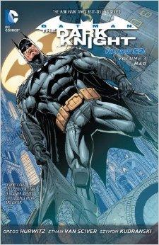 Batman by Gregg Hurwitz
