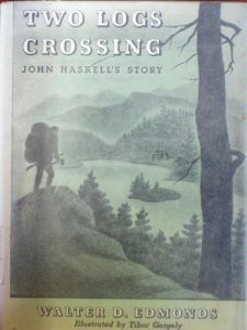 Two Logs Crossing: John Haskell's Story