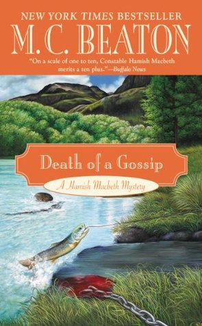 Death of a Gossip(Hamish Macbeth  1) (ePUB)