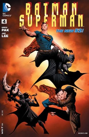 Batman/Superman #4