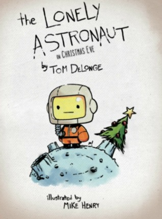 The Lonely Astronaut On Christmas Eve
