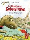 Der kleine Drache Kokosnuss bei den Dinosauriern (German Edition)