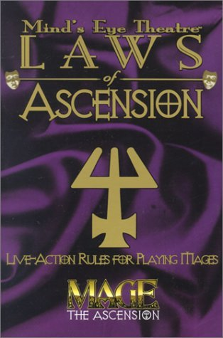 Laws of Ascension Unlimited Edition (Mind's Eye Theatre)
