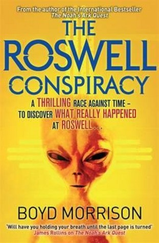 The Roswell Conspiracy(Tyler Locke 3)