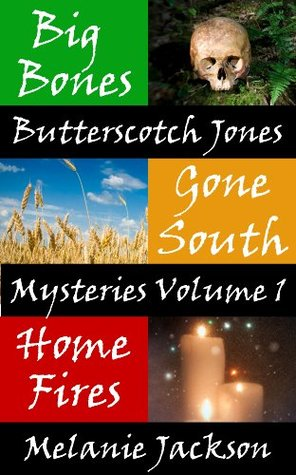 Butterscotch Jones Mysteries Volume 1(Butterscotch Jones Mystery 2-4)