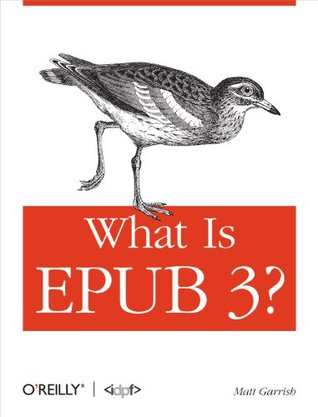 What is EPUB 3?