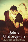 Book cover for Below Unforgiven (Movie #1)