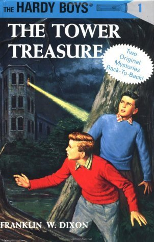 The Tower Treasure / The House On The Cliff