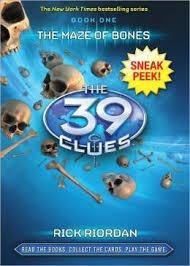 The Maze of Bones (Sneak Peek) (The 39 Clues #1)
