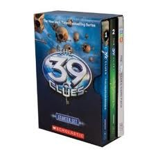 The 39 Clues Starter Set (The 39 Clues, #1-3)