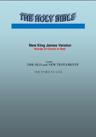 Holy Bible - New King James Version (NKJV) - Words of Christ in red