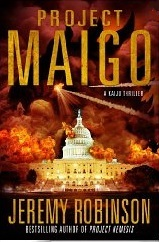 Project Maigo (Nemesis Saga, #2)