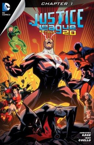 Justice League Beyond 2.0 (2013- ) #1