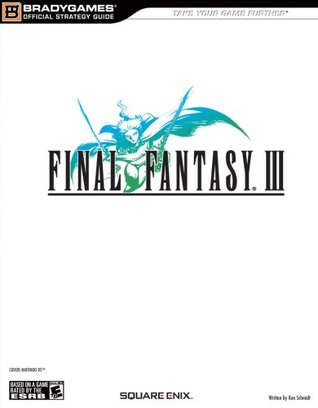 Final Fantasy III - Official Strategy Guide