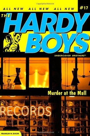 Murder at the Mall by Franklin W. Dixon