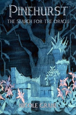 Pinehurst Book 2 The Search for the Oracle: A Magical Olympian Adventure-Young Adult Romantic Adventure/Fantasy Novel