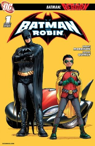 Batman and Robin (2009-2011) #1