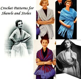 Crochet Patterns for Shawls and Stoles