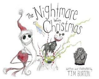 Tim burton's the nightmare before christmas by Tim Burton