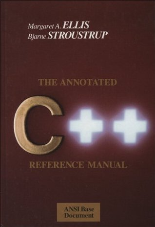 The Annotated C++ Reference Manual