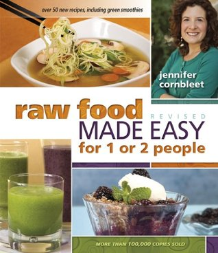 Raw food made easy for 1 or 2 people by jennifer cornbleet forumfinder Choice Image