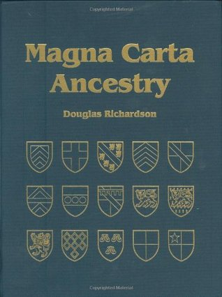 Descarga gratuita de libros torrent Magna Carta Ancestry: A Study in Colonial and Medieval Families