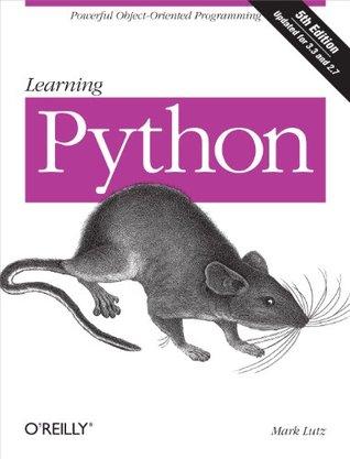 Learning Python EPUB