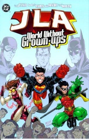JLA: World Without Grown-Ups