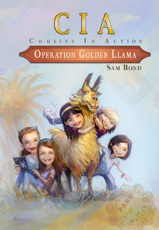 Operation Golden Llama (Cousins In Action)