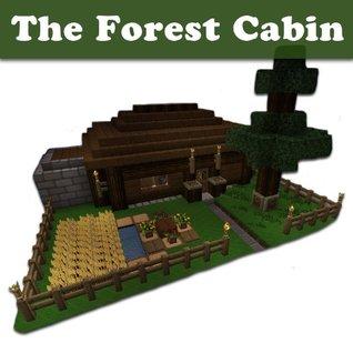 Minecraft House Ideas: The Forest Cabin by Johan Lööf