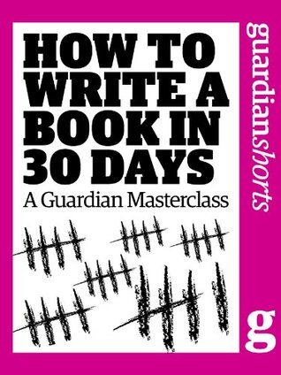 How to write your dissertation 30 days