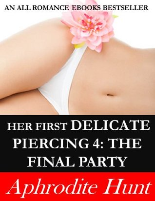 Her First Delicate Piercing