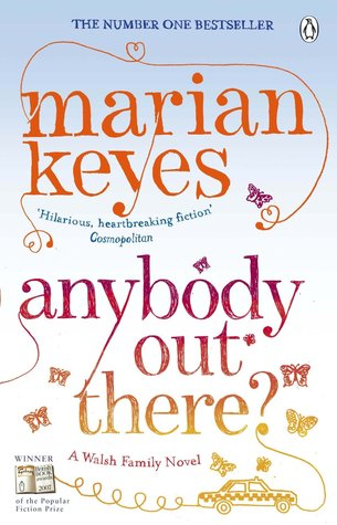 Anybody Out There? (Walsh Family, #4) (ebook)