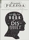 Book cover for The Book of Disquiet