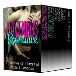 Ravenous Romance Box Set (12 ebooks, 12 authors)