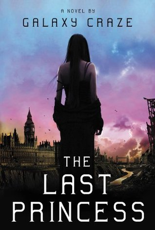 The Last Princess - Free Preview (The First 9 Chapters)