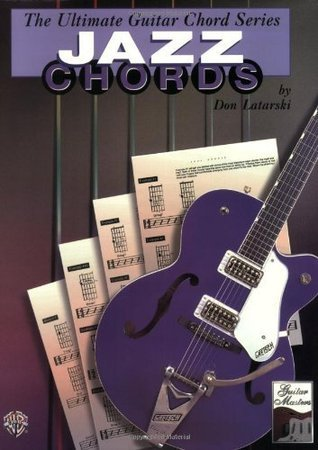 Jazz Chords (The Ultimate Guitar Chord Book Series)