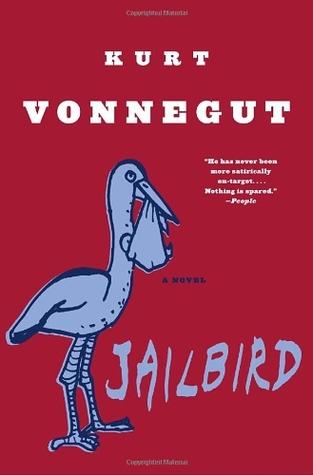 Jailbird by Kurt Vonnegut Jr.