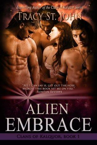 Alien Embrace(Clans of Kalquor 1)